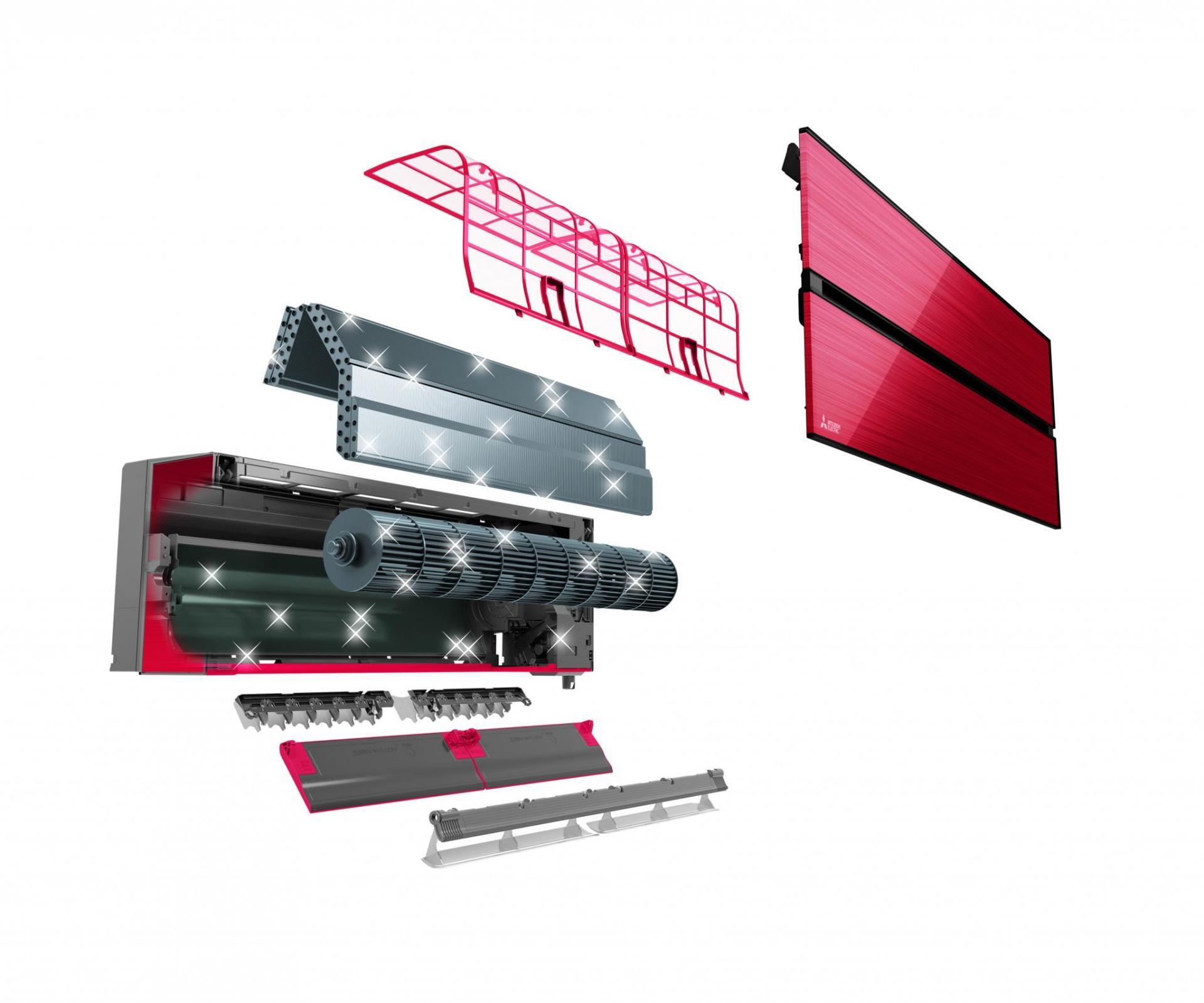 Luftvärmepump Mitsubishi Electric Hero